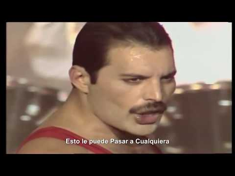 Queen - It's A Hard Life (Live) (Subtitulado)