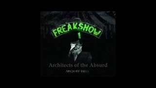 Arch of Hell - Freakshow (2016) FULL ALBUM