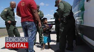 Hasta 4,000 niños separados de sus padres podrían ser trasladados a carpas en Tornillo, Texas