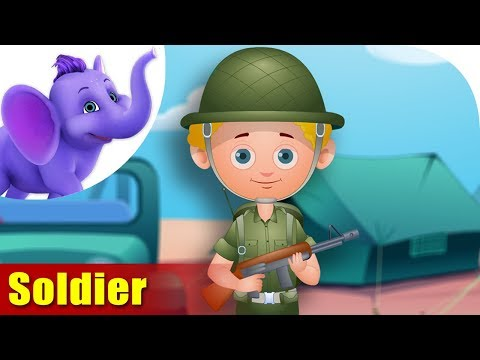 Soldier - Rhymes on Profession - YouTube