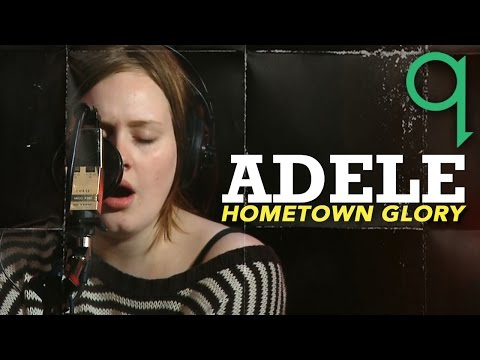 'Hometown Glory' by Adele on Q TV