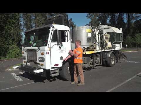 Traffic Maintenance Worker at Transportation Maintenance