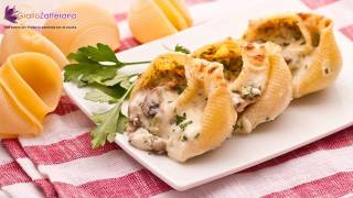 Stuffed Pasta Shells - Quick Recipe