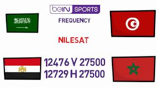 تردد قناة bein sports المفتوحة على النايل سات التي تنقل بعض مباريات كاس العالم