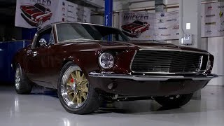 Golden Star Week To Wicked – '67 Mustang Fastback Day 5