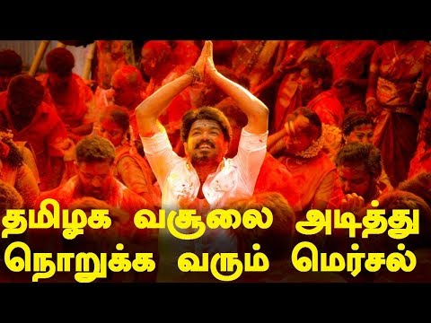 Mersal Tamilnadu Theatrical Rights | Biggest Ever Release Plan | Vijay Thenandal Films