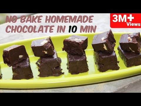 Easy chocolate mould recipes
