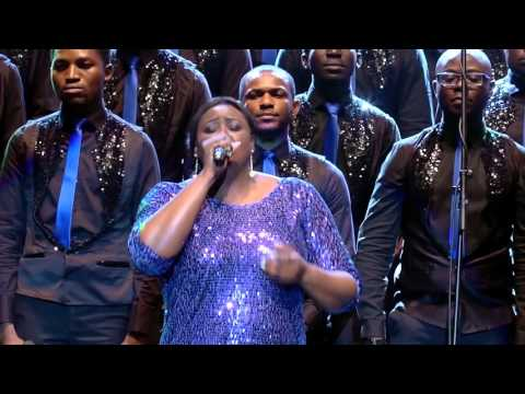 LAGOS COMMUNITY GOSPEL CHOIR(LCGC) NIGERIAN NATIONAL ANTHEM lead by Sussie Aliu BEYOND MUSIC
