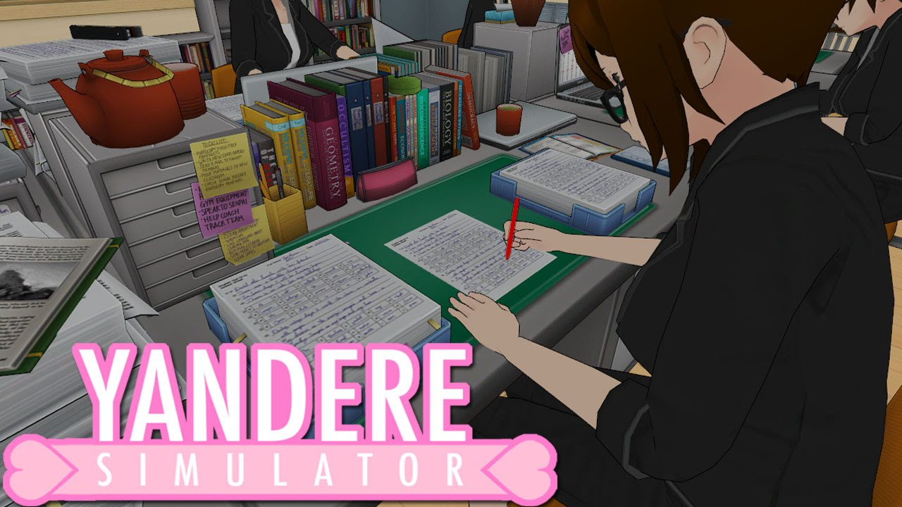 FOUND OUT THE TEACHER'S DIRTY LITTLE SECRET | Yandere Simulator Myths