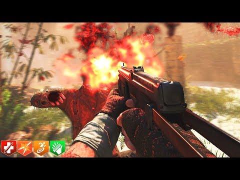 ZOMBIE PIT WORLD RECORD ATTEMPT! (BO3 Custom Zombies Hardest Maps)