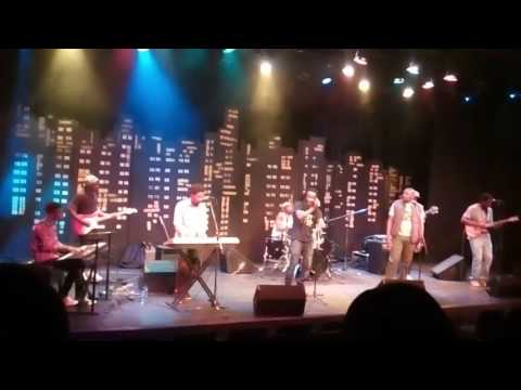 Judah of the next generation preforming live at state theatre