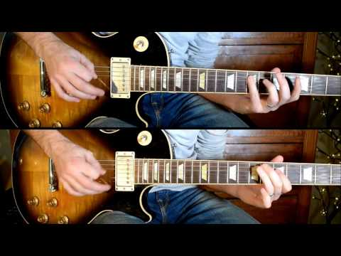 Lenny Kravitz - Always On The Run cover (Main riff)