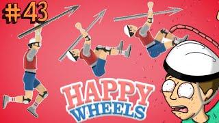 ACROBAZIE SPETTACOLARI!! - Happy Wheels [Ep.43]