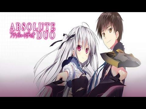 Absolute Duo Episode 11 English Dub Youtube