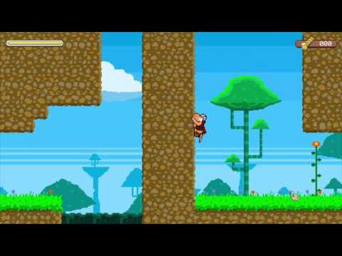 Gamasutra - Tired of coding jumping from scratch, dev debuts