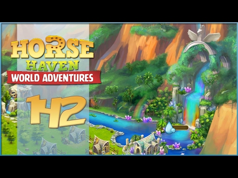 The New Fantasy Horse Island!! • Horse Haven - Episode #142