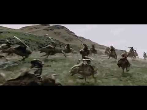 Lord of the Rings : The Two Towers. The Wargs of Isengard
