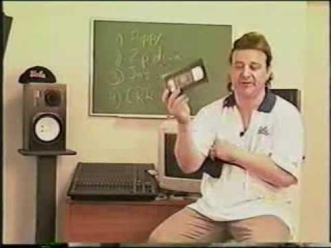 The BASICS of Digital Recording
