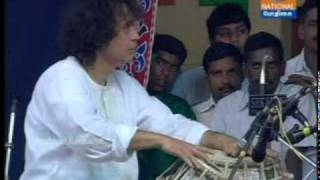 Zakir Hussain and  A.K.Pazhanivel, Part 1.MPG
