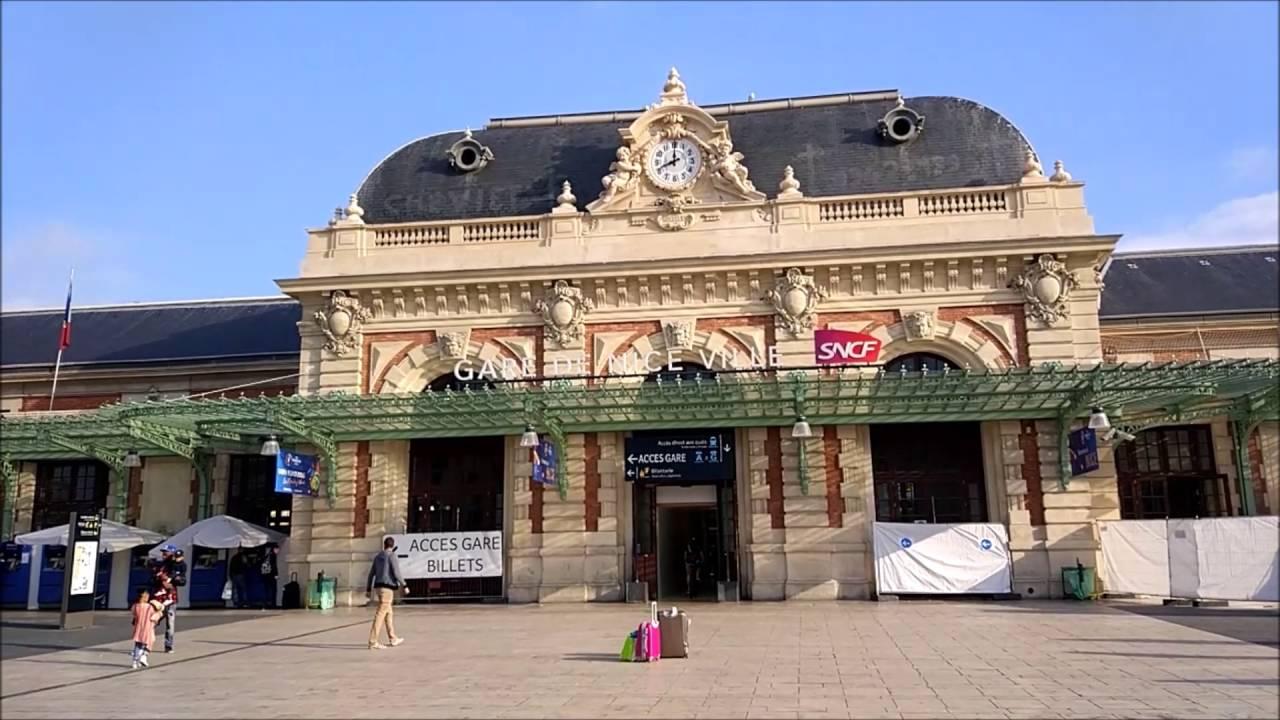 Gare Nice Ville Vintimille