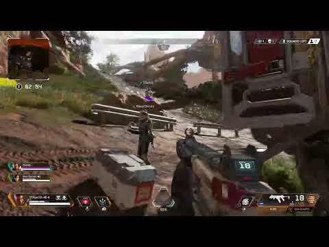 Apex Legends Xbox One GamePlay