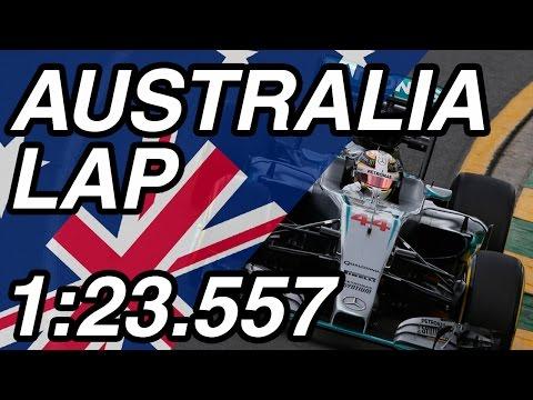 F1 2016 | Australia TT World Record (PC) - 1:23.557