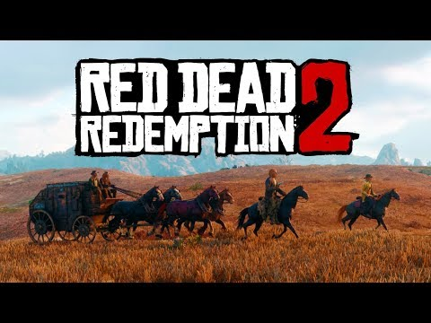 Rockstar Teases New Red Dead Redemption 2 Trailer! What I Hope & Expect...