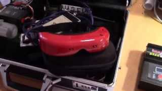 dead battery charger imax b6ac painted fatshark goggles