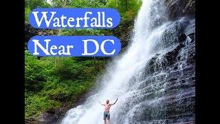 Waterfalls Near Washington DC -- By Scott Thompson @ MyAdventureHat