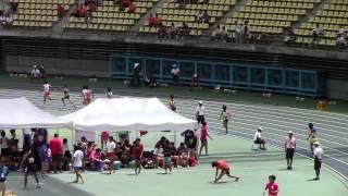 2013 北部九州総体 女子4x400mR 準決2 水野瑛 検索動画 49