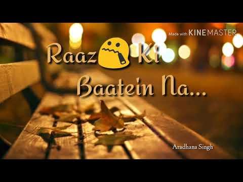 Ishq Ka Raaja Hoon ( Jaam Hatho Se Chalakne Na Dunga)    New WhatsApp Status Video 2019