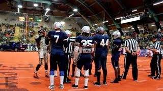 2017 Central Penn Chargers Vs Vermont Bucks Professional Indoor Football Highlights