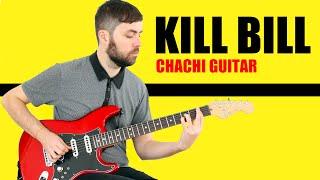 Como Tocar Kill Bill - Tarantino Soundtrack - Guitarra Fácil - Nancy Sinatra Bang Bang