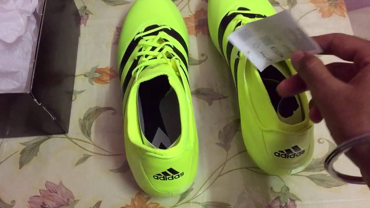 official photos c3e33 d6aa4 Adidas Ace 16.2 - YouTube