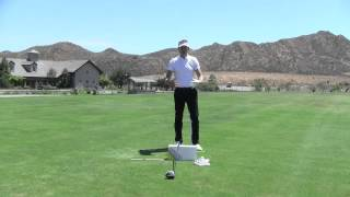 PGA Tour Skillz: The Box 2 of 6 Your alignment is costing you 10 shots per round