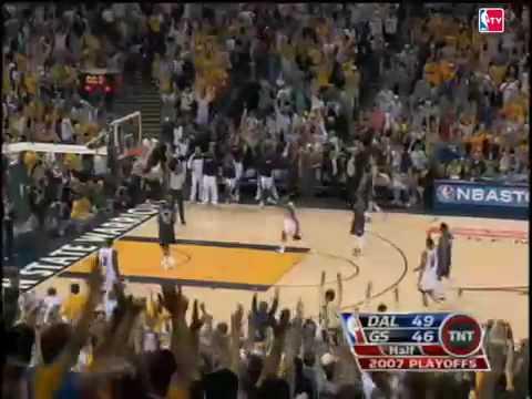 NBA longest ever shots