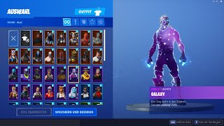 Fortnite account sell !!! ( Season 1 ACC + 80 Skins) Galaxy Skin,Black Knight 130 Weapons