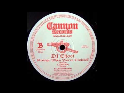 Dj Choci - Strange When You're Twisted (Jon Doe Remix) (Acid Trance 1998)