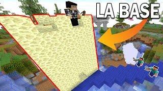 LA MEILLEURE BASE ULTRA SÉCURISÉE ! | Minecraft Bed Wars