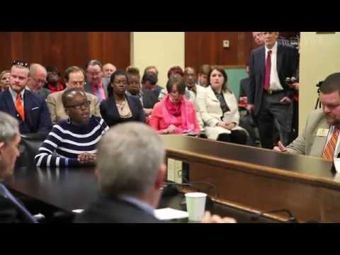 TWISTYKINKS: Braiding Bill Presented to The Arkansas House of Representatives