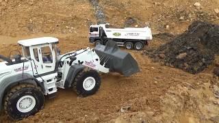 MAN TGA 8x8 Dump truck / Wheel Loader XPower
