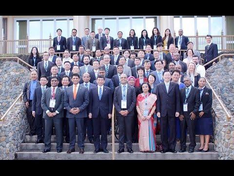 Fijian Minister officiates the World Customs Organization Regional Conference.
