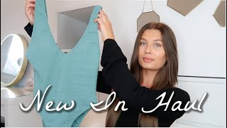 NEW IN COLLECTIVE HAUL | ASOS, ZARA, JEWEL BOUTIQUE & MORE | AD | Amy-Beth