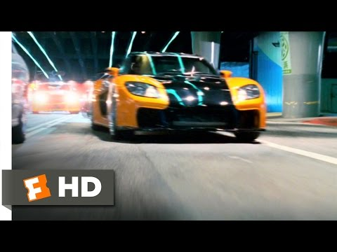 The Fast and the Furious: Tokyo Drift (5/12) Movie CLIP - Out of the Garage (2006) HD poster