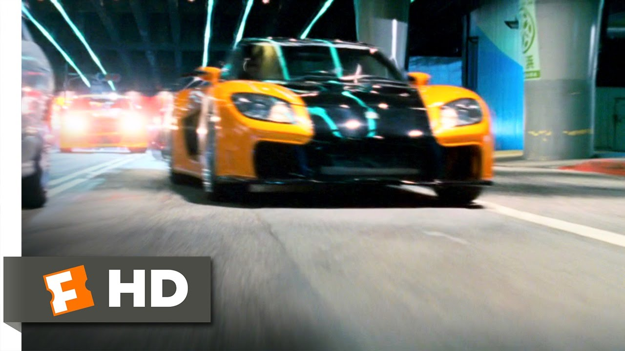 The Fast And The Furious Tokyo Drift Movie Clip Out Of