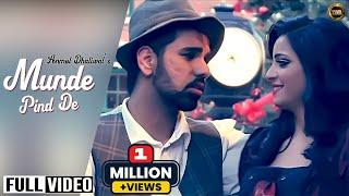 Munde Pind De | Anmol Dhaliwal Feat Kirti J |Nick dhammu | Yaar Anmulle Records 2015