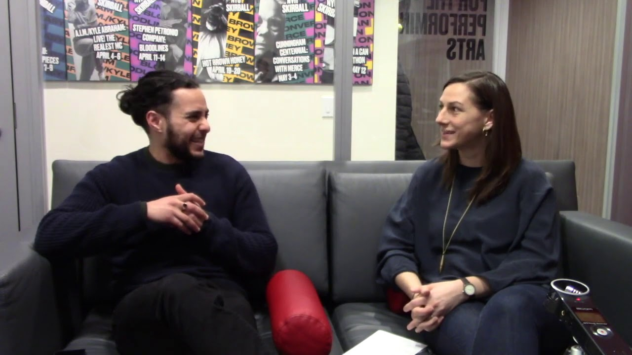 "Office Hours: Adam Kashmiry and Jennifer Cayer on ""Adam"""