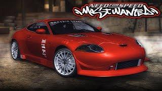 NFS Most Wanted | Jaguar XK Mod Tuning & Gameplay [1440p60]