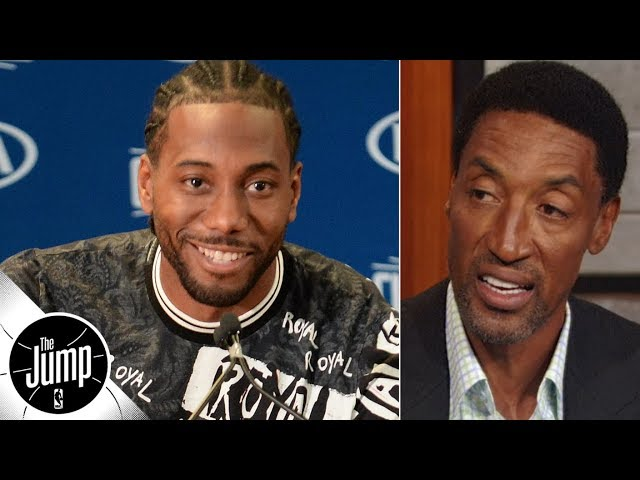 NBA players demanding trades has been good for the league - Scottie Pippen | The Jump