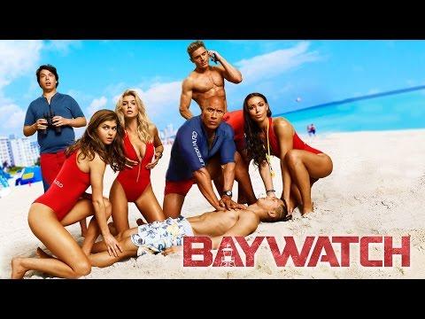 BAYWATCH con Dwayne Johnson e Zac Efron - Terzo trailer italiano ufficiale